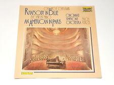 Telarc DIGITAL - LP - Eugene List - Piano - LP - GERSHWIN - Rhapsody In Blue