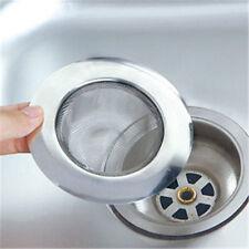 1 pz Acciaio Inox Rete Filtro Per Lavello Tappo Di Scarico Trappola Bagno Cucina