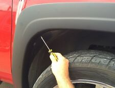 """For 2007 Chevrolet Silverado """"Classic"""" Painted Fender Flares - Complete Set of 4"""