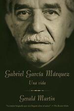 Gerald Martin - Gabriel Garcia Marquez Una Vid (2009) - New - Trade Paper (