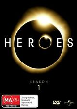 Heroes Season 1 Good Condition DVD Set