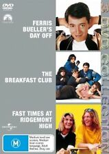 Ferris Bueller's Day Off   / Breakfast Club  / Fast Times At Ridgemont High DVD