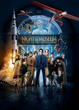 Night at the Museum: Battle of the Smithsonian (2012, REGION 1 DVD New) WS