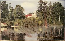 Irish Postcard CURRAREVAGH GUEST HOUSE Hotel Oughterard Galway Ireland T O'Regan
