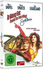 TO WONG FOO, THANKS FOR EVERYTHING (Wesley Snipes, Patrick Swayze) NEU+OVP