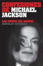 Confesiones de Michael Jackson: Las cintas del rabino (Memorias) (Spanish Editio