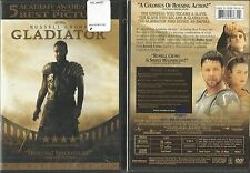 GLADIATOR RUSSELL CROWE (2003) DVD BRAND NEW