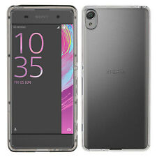 EXECUTIVE pro-2 GEL SHELL CASE PER Sony Xperia X-clear