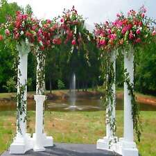 Wedding Flowers 10'x10' CP Backdrop Computer printed Scenic Background ZJZ-722