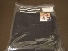 BARBRA STREISAND Personally Owned and worn clothing black pants by ISDA Size 12