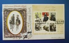BENHAM 2005 JANE EYRE M/SHEET FDC SIGNED BY GEMMA JONES [ DR WHO ].