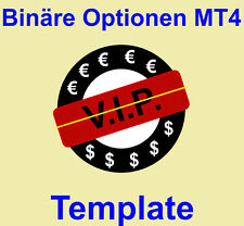 BINARY OPTIONS VIP €€€ 60 + 300 TEMPLATE | BEST STRATEGY 2016 !!! - NO REPAINT !