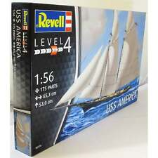 Revell 1:56 05416 USS America Model Ship Kit