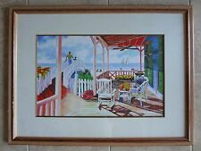 Disney Beach Club Villas Retired Room Display Art Prop Rare Collectible Wall Art