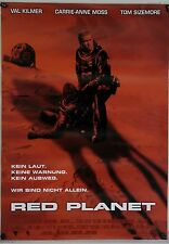 (Gerollt) Kinoplakat - Red Planet (2000) Carrie-Anne Moss #31214