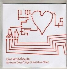 (CS733) Dan Whitehouse, My Heart Doesn't Age - 2011 DJ CD