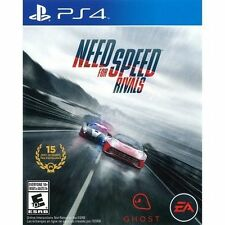 NEED FOR SPEED: RIVALS PS4 SIMULATION NEW VIDEO GAME