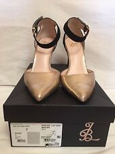 Womens Gold Lady Brave heels shoe size 7