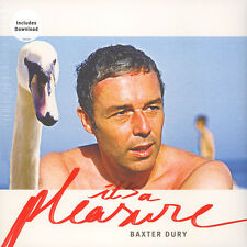 Baxter Dury - It's A Pleasure (Vinyl LP - 2014 - UK - Original)