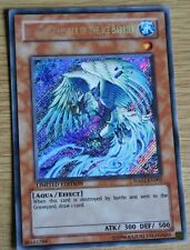 Yu Gi Oh HA01-EN001 BLIZZED,DEFENDEROF THE ICE BARRIER LIMITED EDITION-SR