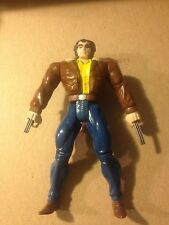 Wolverine In Street Clothes Toy Biz Loose Marvel Super Heroes Action Figure 1994
