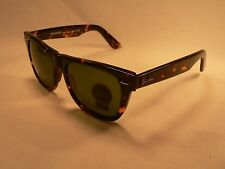 Ray-Ban Wayfarer Sunglasses RB2140 Tortoise / Green