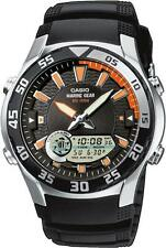 Casio Collection Herrenuhr AMW-710-1AVEF Analog,Digital Schwarz