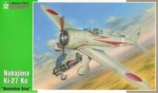 Special Hobby 1/32 Nakajima Ki-27 Nate Nomonhan Aces # 32033