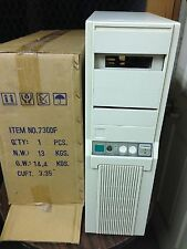 Full Size AT Tower Computer Enclosure Case Build IBM PC 386 486 Pentium Vintage