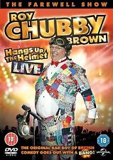 Roy Chubby Brown Hangs Up the Helmet BRAND NEW AND SEALED UK REGION 2 DVD