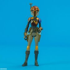 "Sabine Wren - Star Wars Rebels (Rogue One) - 3.75"" Action Figure - LOOSE & MINT"