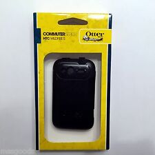 Genuine Otterbox Commuter Cover Case for HTC Wildfire S G13 Black NIB