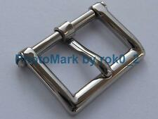 PATEK PHILIPPE18K WHITE GOLD14mm TANG PIN BUCKLE CLASP OFFICER ARDILON BRAND NEW