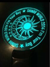 SHINee Japan 2014 limited official light stick Onew Taemin Key Minho Jonghyun