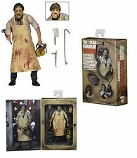 NECA Texas Chainsaw Massacre 40th ANNIVERSARIO Ultimate Cuoio Action Figure