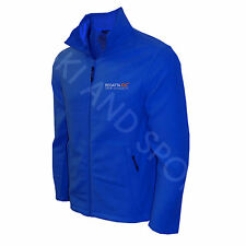 "Regatta Jacket Mens Fleece Micro Full Zip New Embroidered Logo New Regatta ""R"""