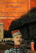 Lieutenant-Colonel de Maumort: A Novel