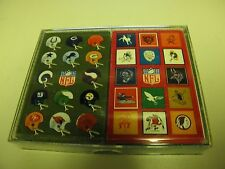 1963 Official NFL All Time Greats Stancraft Playing Cards! Factory Sealed!