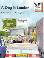 Oxford Reading Tree: Stage 8: Magpies Storybooks: A Day in London by Rod Hunt (…
