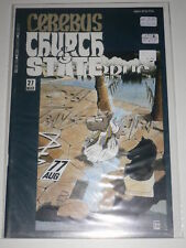 Cerebus Church & State #27 VF Aardvarkvanaheim Mar 1992