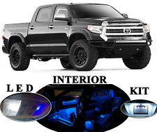 LED for Toyota Tundra Blue LED Interior Package Upgrade 10 pieces