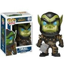 "Funko POP World of Warcraft WOW Thrall #31 3.75"" Vinyl Figure New in Box"