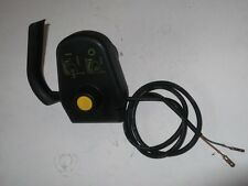 Mountfield Electric Mower 'Pigtail' Switch fits many others