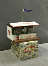 Vintage Tri-ang SCALEXTRIC A228 7up Seven Up Refreshment Kiosk - BOXED!