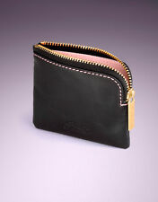 AGENT PROVOCATEUR LEATHER COIN PURSE BLACK ONE SIZE BNWT