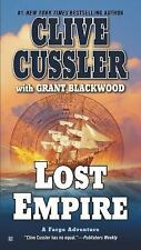 Lost Empire  Grant Blackwood and Clive Cussler 2011, Paperback book new