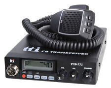 Camion Radio CB Mobile (multi-standard) 12 volts 24 Van UK et EU TTI TCB-771