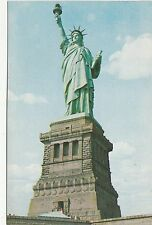BF17820 statue of liberty  new york city  USA front/back image