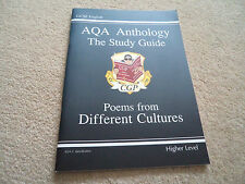GCSE English AQA Anthology Study Guide - Poems From Different Cultures Higher