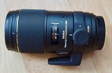 Sigma EX DG APO HSM Macro 150mm f/2.8 Lens for Canon